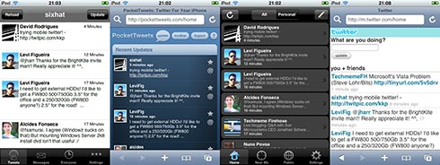 mobile twitter clients